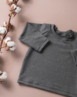 Handmade Grey Shirt