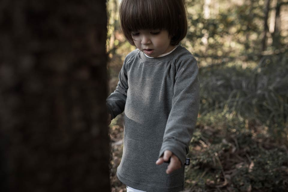 Grey Shirts for Little Bears